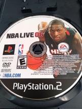 Sony PS2 NBA Live 06 image 3