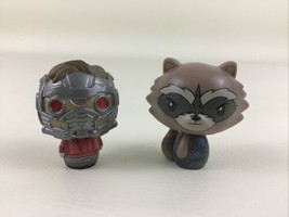 Funko Marvel Guardians Galaxy Vinyl Figures Star Lord Rocket Raccoon Dorbz Toy - $11.83