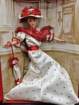 1996 COCA COLA SODA FOUNTAIN SWEETHEART BARBIE DOLL- 1ST IN A SERIES 15762 - $34.60