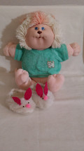 Koosas Cat, Coleco Plush Pet, Cabbage Patch Kids, 1980s Vintage, Collect... - $30.00