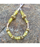 Yellow and gold set - $42.50
