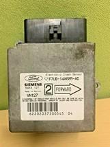 Ford Oem Electronic Crash Sensor F7UB-14A685-AD - $29.69