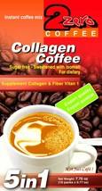 2 ZERO 5in1 WHITE COFFEE 7.76 Oz ( 10 Packs x 0.77 oz ) - $14.11+