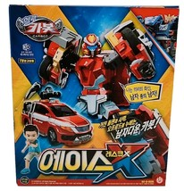 Hello Carbot Ace Rescue X Transformation Action Figure Toy image 8