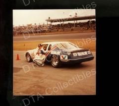 BUDDY BAKER #21 WOOD BROS NASCAR DAYTONA 500 1983 - $24.25