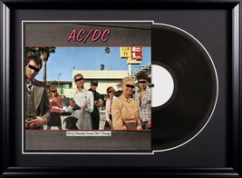 AC/DC - Dirty Deeds Done Dirt Cheap - Vintage Album Deluxe Framed - £89.06 GBP