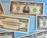 Reproduction of   $1 MILLION in CASH -    you get one hundred 1934 $10,000 bills - €118,48 EUR