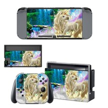 Unicorn Fantasy Art Nintendo Switch Skin for Nintendo Switch Console  - $19.00