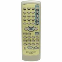 Kenwood RC-553 Factory original Audio System Remote XD-653, XD-753, XD-503 - $13.99