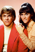 The Carpenters Richard and Karen 1970 studio portrait 18x24 Poster - $23.99