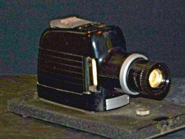 Kodaslide Projector Model 1 A USA AA19-1607Antique image 2