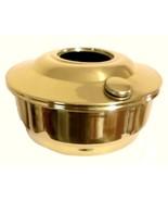 Aladdin N200B Regency Solid Brass Font Bowl for... - $79.95