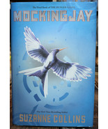 The Hunger Games, Mockingjay, Suzanne Collins, HB, DJ - $2.99