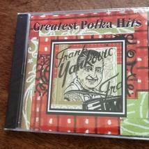 Frank Yankovic Greatest Polka Hits NEW CD - $3.96