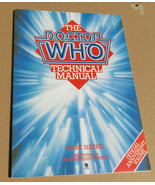 1983~DOCTOR WHO~ Technical Manual Softback Publication~Sphere Books - $18.80