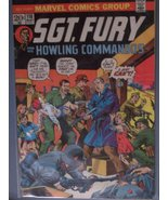 "Sgt. Fury and His Howling Commandos #110 ""The Reporter!"" [Comic] [Jan 01... - $7.50"