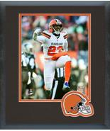 Damarious Randall 2018 Cleveland Browns #23-11x14 Team Logo Matted/Frame... - $43.55