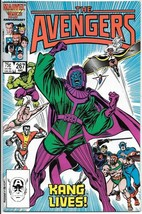 The Avengers Comic Book #267 Marvel Comics 1986 VERY FINE+ NEW UNREAD - $2.50