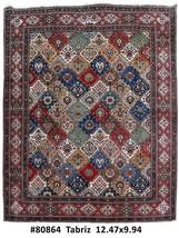 10' x 13' Persian Tabriz Hard-Wearing Wool Lowest Price Rugs Rug - $1,728.74