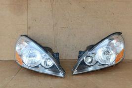 11-13 Volvo s60 Sedan Halogen Headlight Lamps Set LH & RH - POLISHED image 4