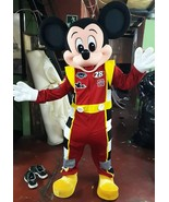 Mickey Mouse Mascot Costume Adult Mickey Racer Costume For Sale - $325.00