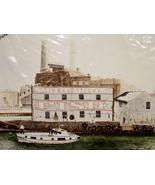 """James Milton Smith Autographed Lt. Ed Print """"Leaving Port """" - $45.00"""