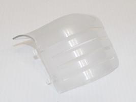 Whirlpool Gold Refrigerator : Freezer Light Cover (W10260382) {P2297} - $14.42