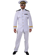 Officer & Gentleman  White Naval Officer - 80's Richard Gere , inc Hat - $80.48