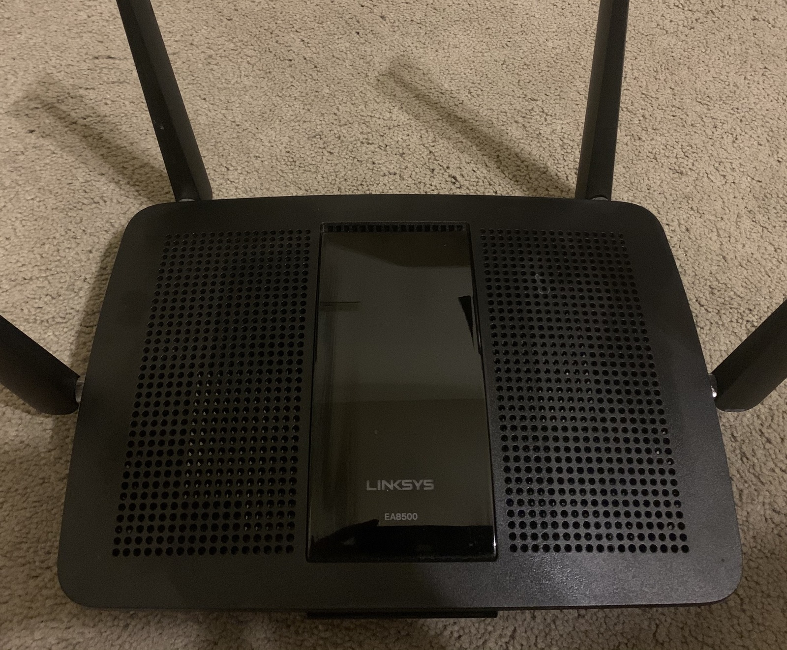 Primary image for Linksys Max-Stream AC2600 MU-MIMO Smart WI-FI Gigabit Router (EA8500)