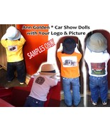 Time Out Doll for Your Car Truck and Cycle Show {Please Read Write Up} - $39.00
