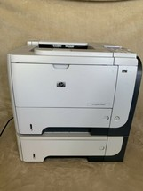 HP LaserJet P3015 Workgroup Network Laser Printer Page Count: 128,582 - $210.00