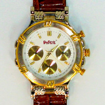 Popeye The Sailor Man, Chronograph Fossil, Extremely Rare, New Unworn Watch $159 - $157.26