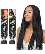 "X-Pression Ultra Braid 82"" Long Braiding Hair XPression 100% Kanekalon *... - $3.95+"