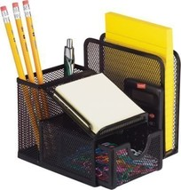 Mesh all in one Desk Caddy office sorter & Organizer by RAMBUE - $14.33
