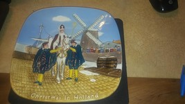 Vintage 1976 Royal Doulton Christmas In Holland Collector Plate - $13.61