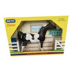 Breyer Horse Classics Bay Pinto Half Arabian 9X6 NIB box 2006 pony model... - $74.25