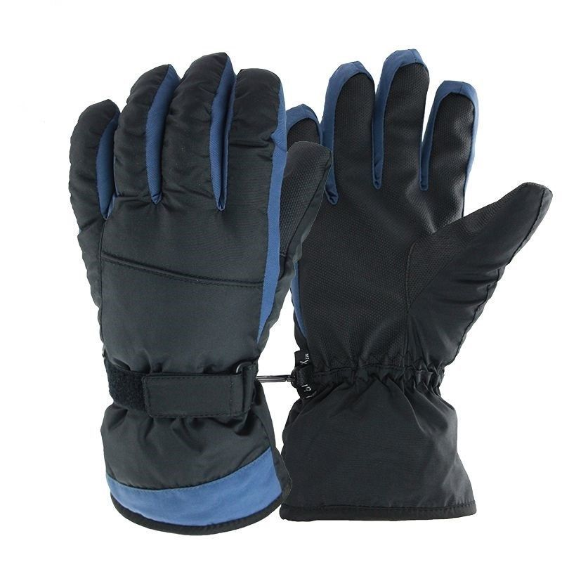 Winter Warm Ski Glove -30 Degree Windproof Waterproof Unisex Security Protection