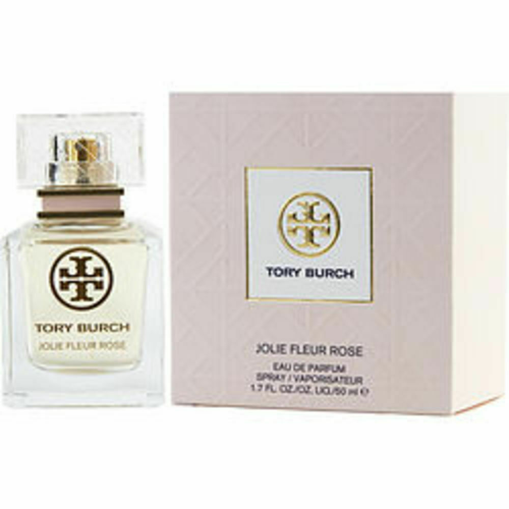 Primary image for Tory Burch Jolie Fleur Rose Eau De Parfum Spray 1.7 Oz For Women