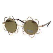 Flower Sunglasses Womens Girls Cute Fashion Floral Frame UV 400 - $10.95