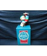 "Hallmark Keepsake ""Armful Of Joy"" 1990 Member's Only Ornament NEW - $5.89"