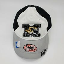 Mizzou TIGERS University Columbia Missouri Adjustable Womens Ball Cap Hat  B350 - $9.99