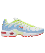 """NIKE AIR MAX PLUS """"SPRING COLORS"""" YOUTH SIZE 4.0 SAME AS WOMAN 5.5 NEW R... - $139.99"""