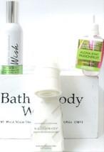 Bath and Body Works Wish Room Perfume, Aloha Kiwi Wallflower Refill and ... - $20.22
