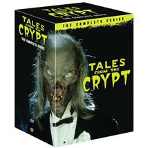 Tales From The Crypt Complete Series Season 1 2 3 4 5 6 7 DVD 1-7 New R1... - $98.95