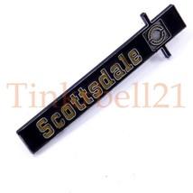 Chevy Scottsdale 75-80 Dash Emblem CLK Nameplate OEM Badge 76 77 78 79  - $19.80