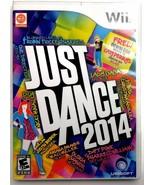 Just Dance 2014 (Nintendo Wii, 2013) - $14.85