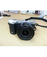 [SAMSUNG] NX500 28MPINTERCHANGEABLE LENS CAMERA WITH 16-50MM Black USED - $598.00
