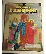 NATIONAL LAMPOON Magazine December 1974 Neal Adams Son-O-God Jeff Jones ... - $11.87