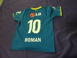 Fantasy old  Jersey t-shirt Boca juniors 10 Roman Riquelme  Argentina   - $18.81