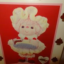 Banana Split Doll Pattern Cupcake Corner Dumplin Designs Crochet 1985 UP 6 - $9.99